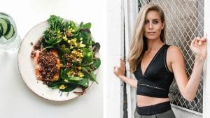 Smoothie Bowls, Dirty Lemon Water, and Banana Chips: What a Model Preparing For Pageant Season Really Eats In a Day