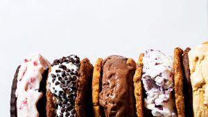 Ice Cream Sandwiches Around DC That Are Totally Worth the Mess