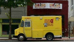 BBQ Bus Food Truck Opens a Smokehouse in Brightwood Today