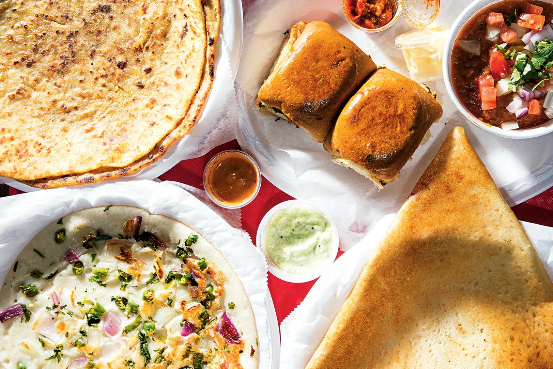 Cheap Eats 2018: Balaji Cafe