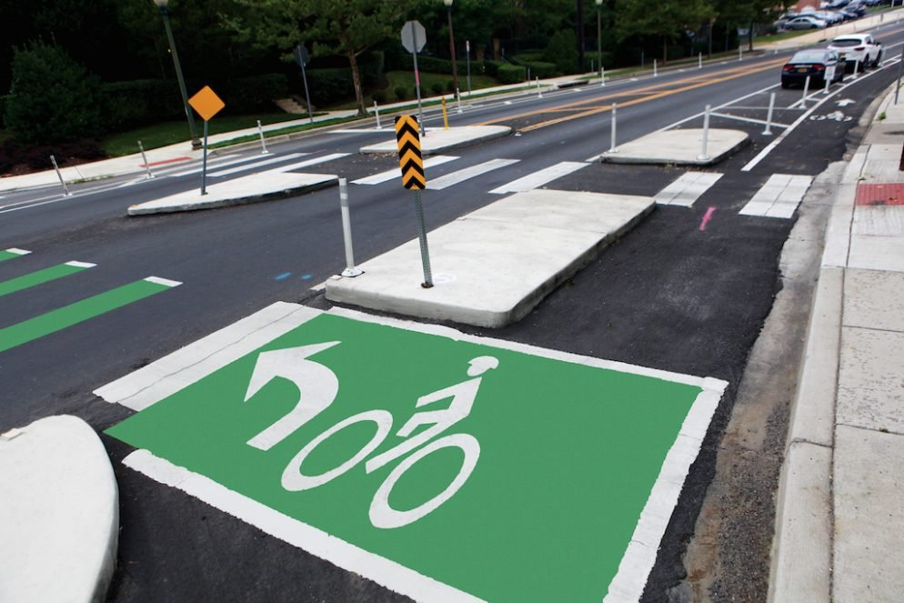 Montgomery County Used to Have the Stupidest Bike Lane in America. Now It's Leading the DC Area in Cycling Infrastructure.