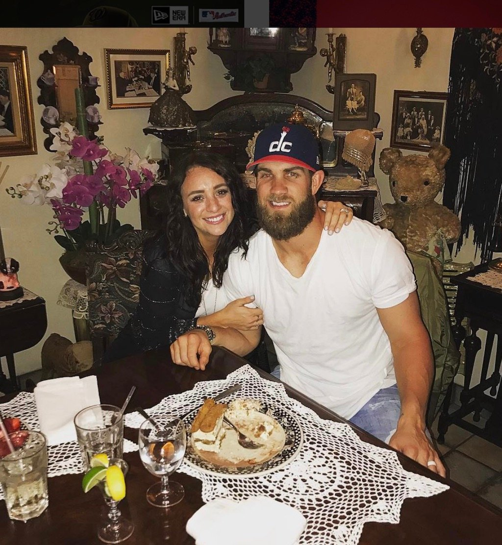 5 Things We Learned About Bryce Harper From His New Food Instagram