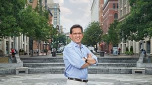 "Eric Cantor: ""If You've Got That Anger Working for You, You're Gonna Let It Be"""