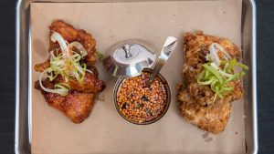 Chefs Scott Drewno and Danny Lee Open Their Hotly-Anticipated Chinese-Korean Restaurant