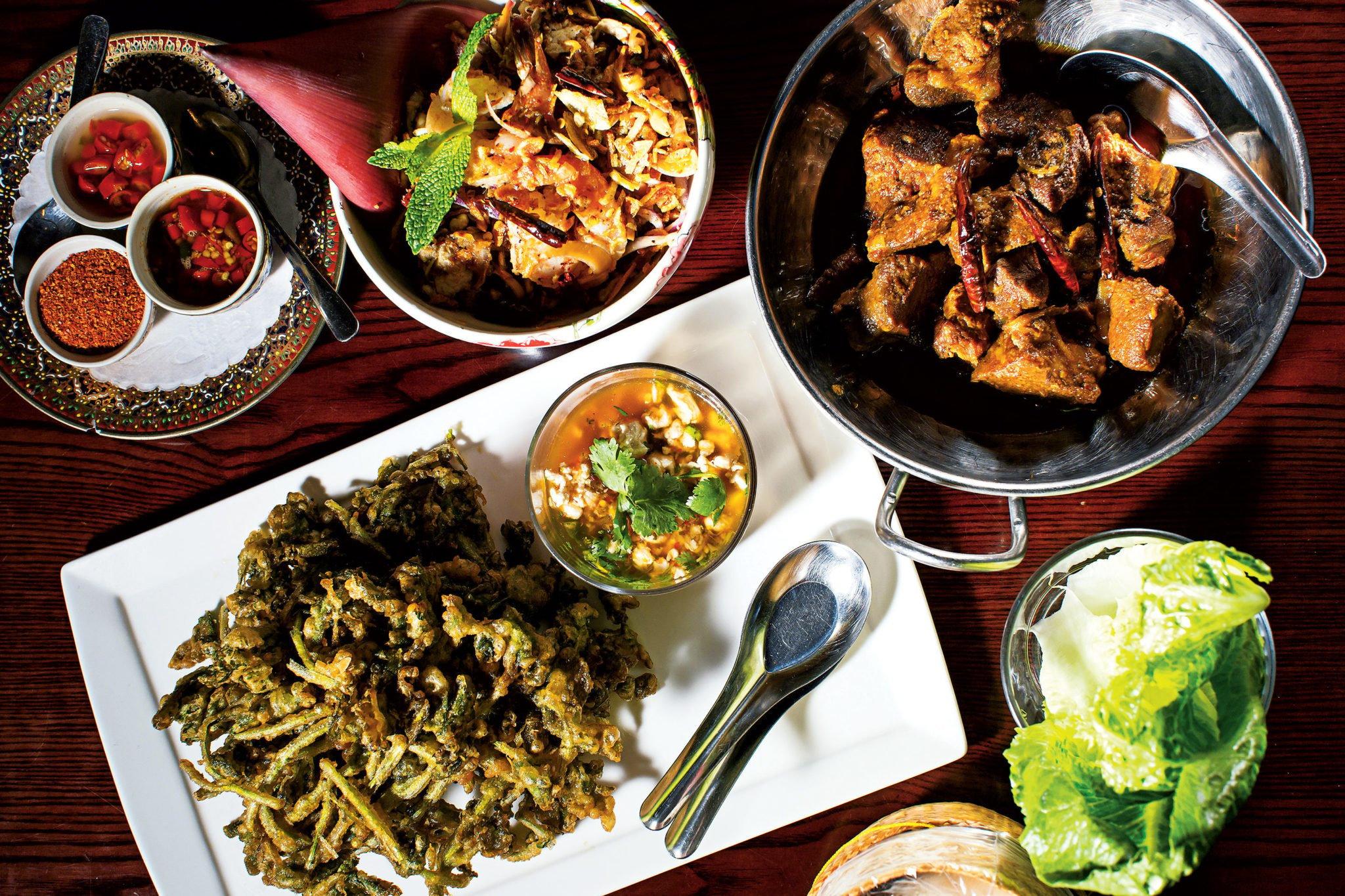 The Best Cheap Thai Restaurants Around Dc Washingtonian Dc