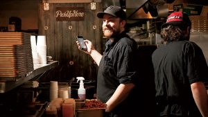 A Day in the Life of DC's Top Pit Master