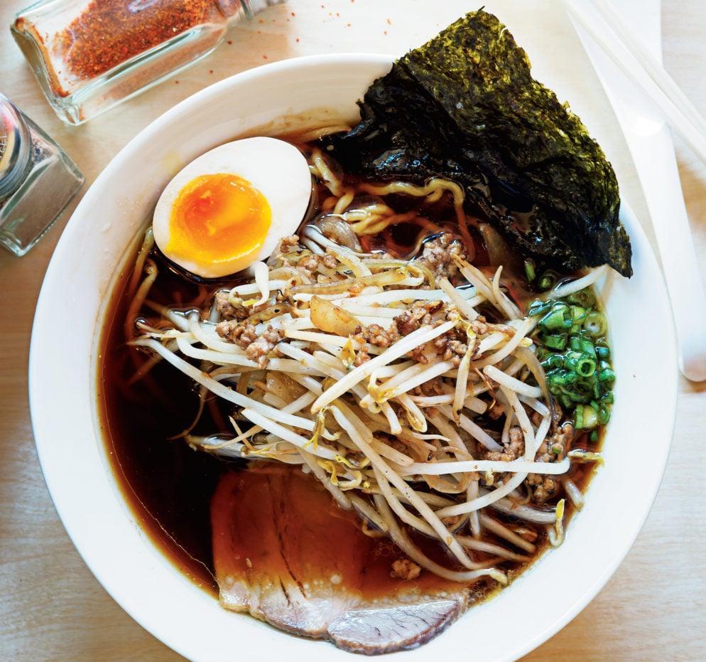 The Best Cheap Japanese Restaurants Around DC