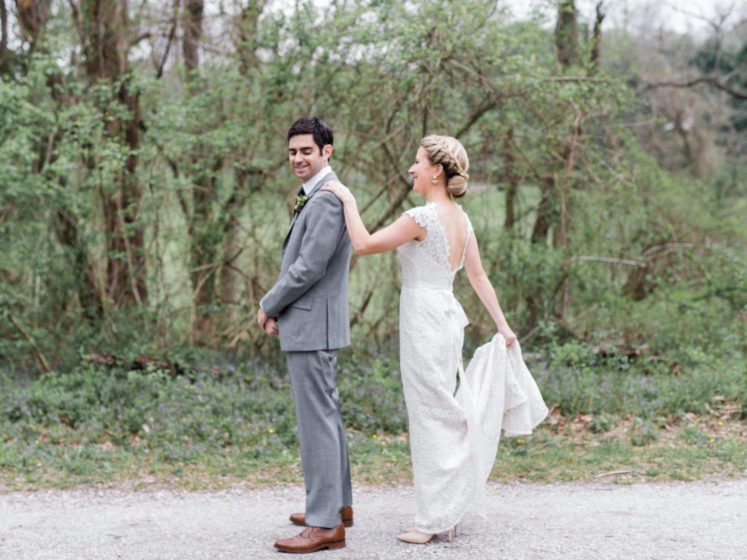 Liz McAvoy + John Gabriel Linen Mills House Wedding | Renee Hollingshead137