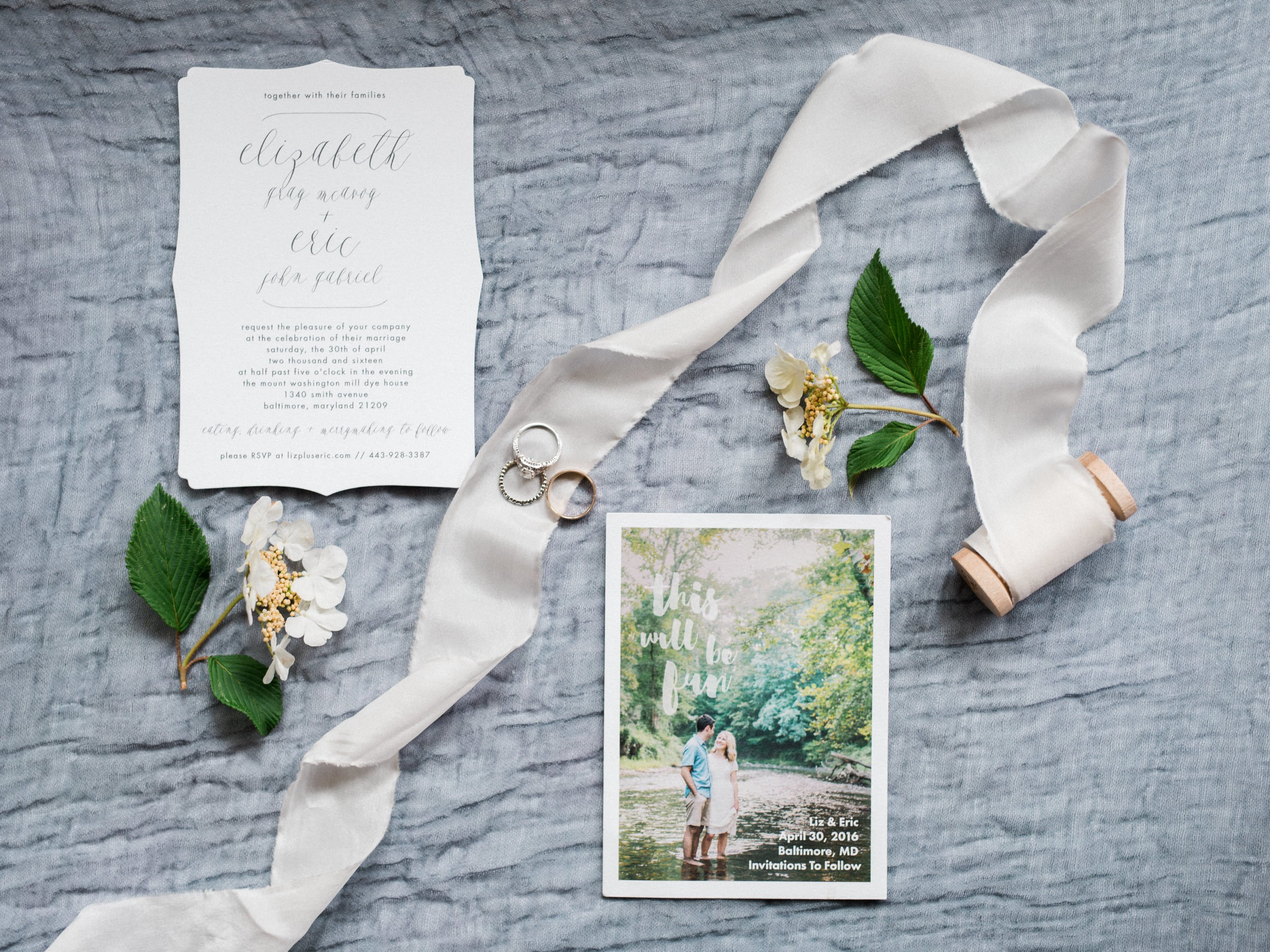 This Secret Garden-Inspired Wedding in Baltimore is Rustic Perfection