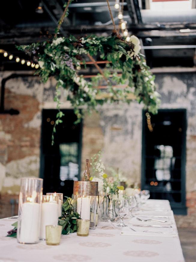 Liz McAvoy + John Gabriel Linen Mills House Wedding | Renee Hollingshead569