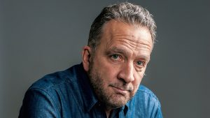 Why George Pelecanos Stays in Silver Spring