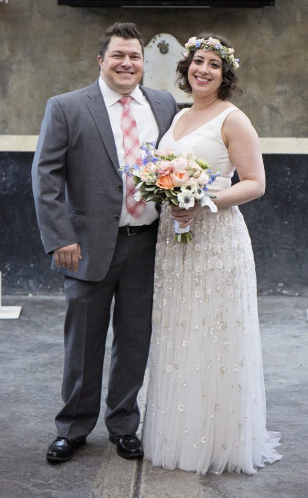 Sarah Campbell + David Reza | El Rey | Ann-Marie VanTassel | 8.10.17 19