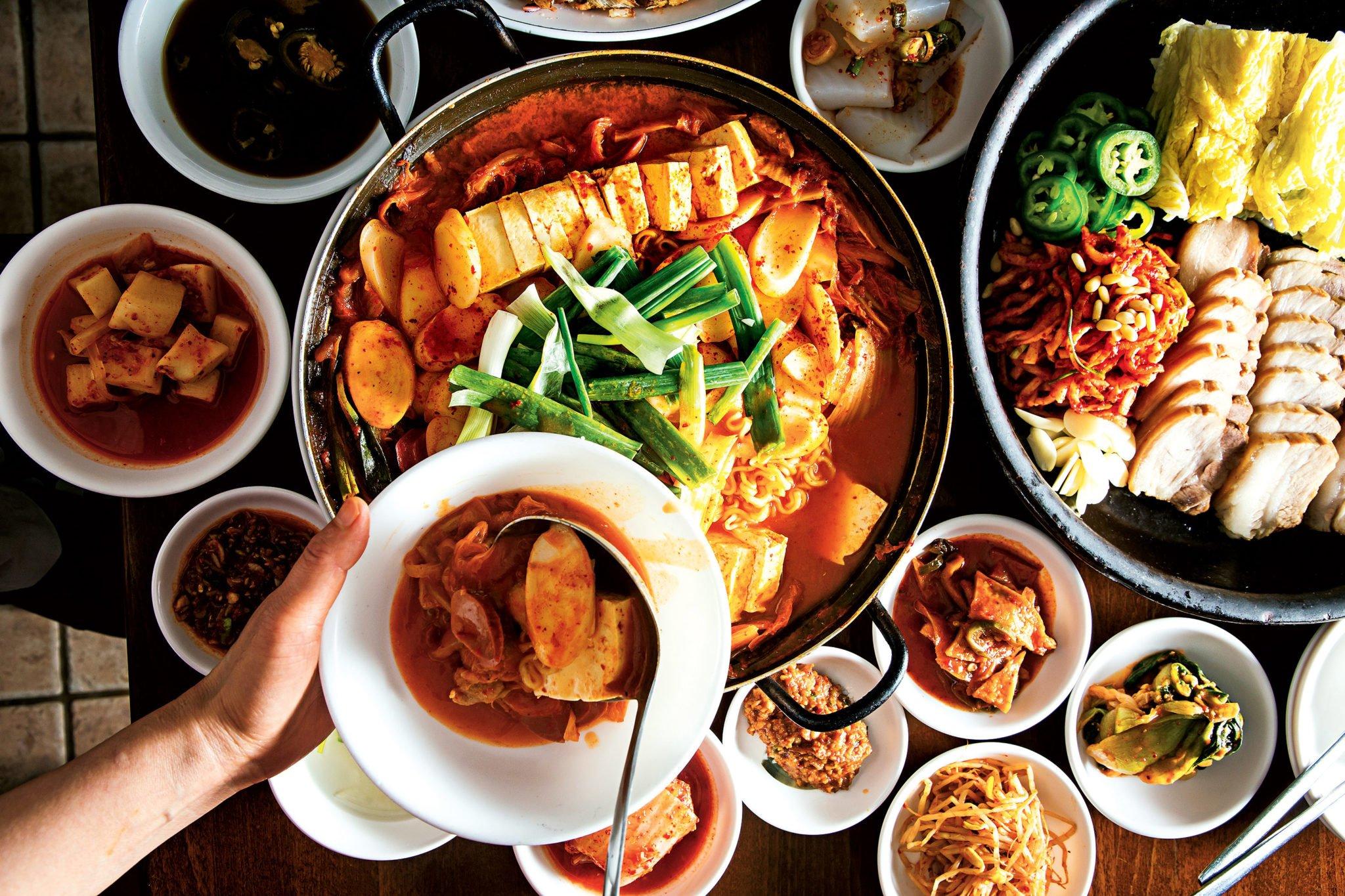 Cheap Eats 2017 The Best Korean Restaurants Around Dc