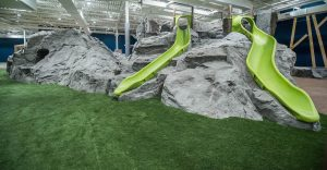 Your Kids Will Never Want to Leave Rockville's Epic New Indoor Playspace