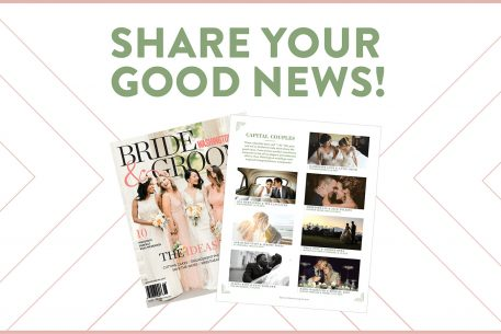 Spotlight Your Nuptials in a Future Bride & Groom Issue
