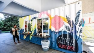 The Hirshhorn's Dolcezza Pop-Up Is Back With Nitro Cold Brew and Gelato Push-Pops
