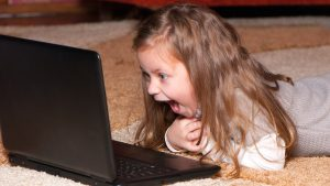 Kids Know How to Use Google. Parents, It's Time to Clean Up Your Online Act
