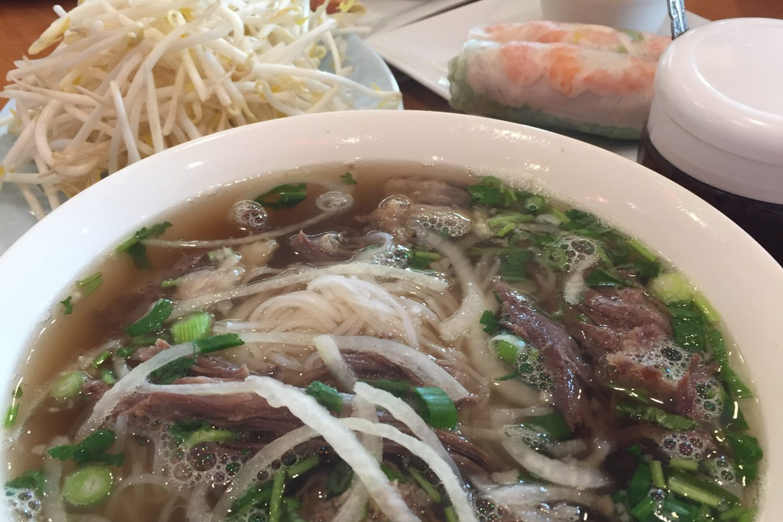 Cheap Eats 2017: Pho Saigon