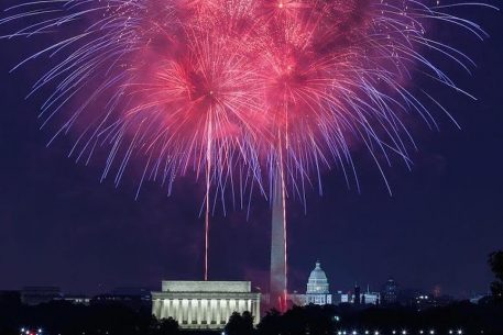 Where to Watch Fireworks in DC for the Fourth of July ...