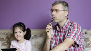 How to Talk to Your Kids About Pot After They Catch You Vaping