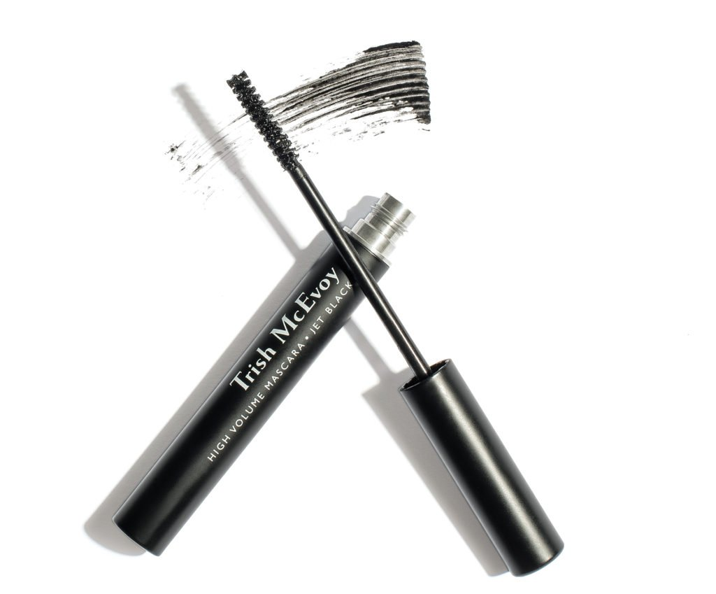 sweat-proof beauty products trish mcevoy high volume mascara