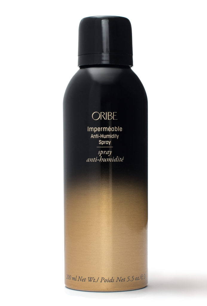 sweat-proof beauty products oribe anti-humidity spray