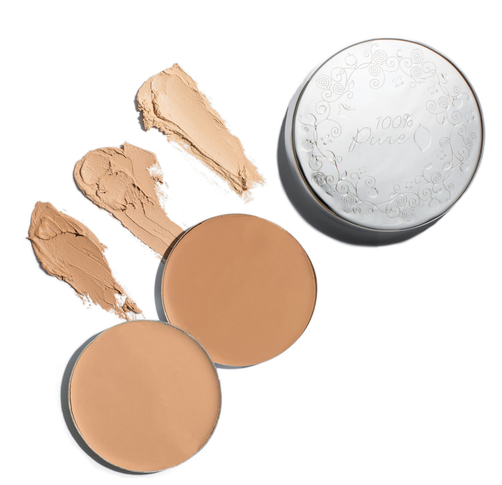 sweat-proof beauty products 100% Pure's Fruit Pigmented Cream Foundation