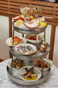 Jeff Black Reopens Addie's with Design-Your-Own Shellfish Towers