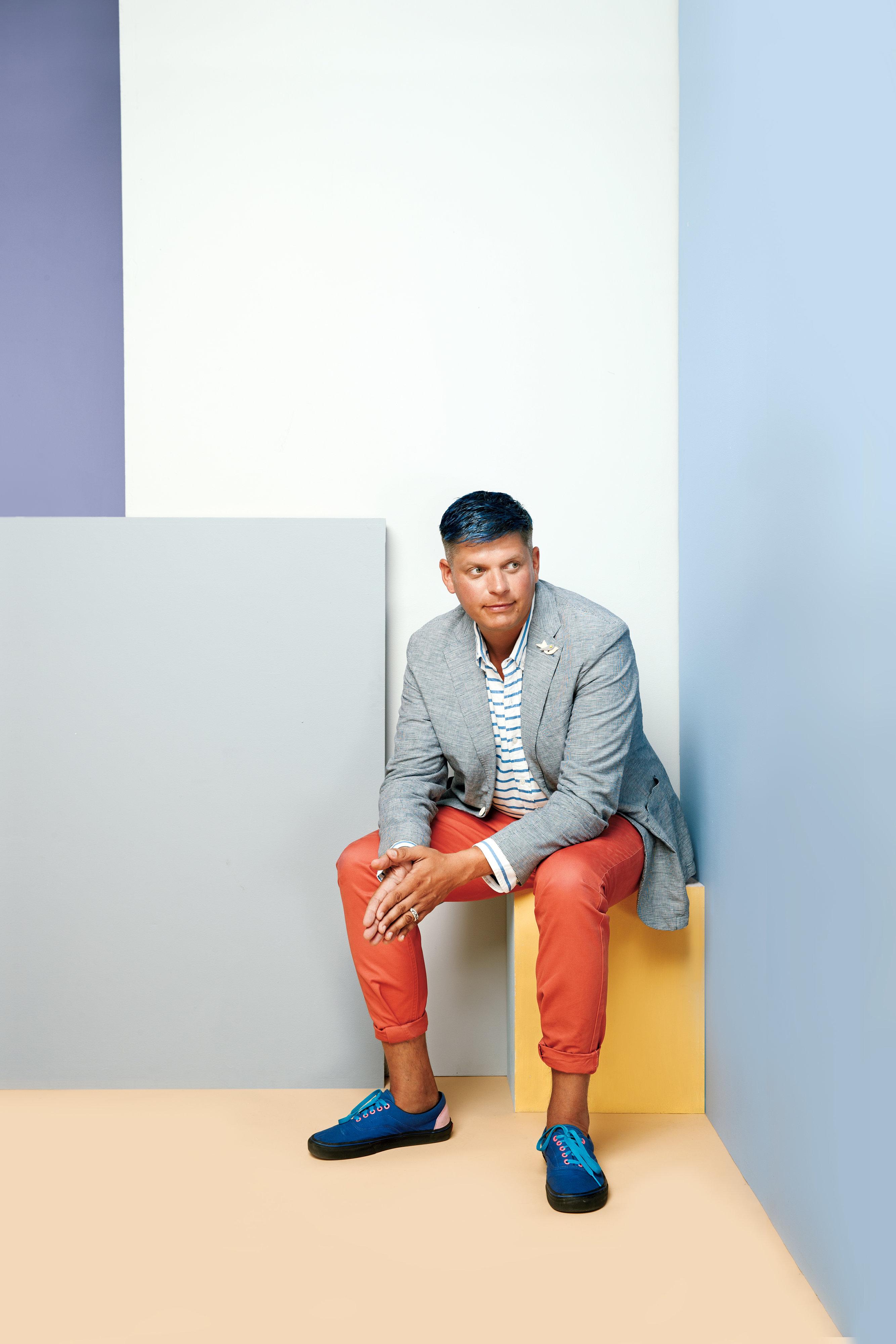 Sebastian Zutant. Photograph by Dean Alexander.