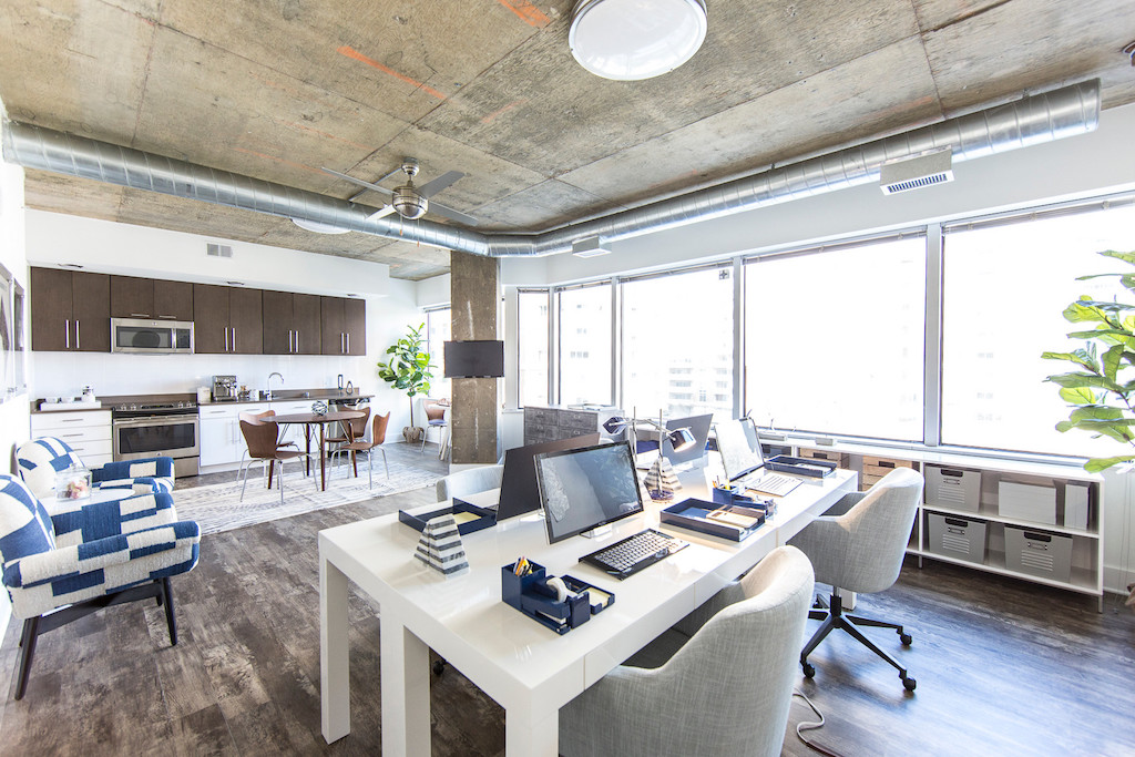 Would You Live And Work In A Former Government Office