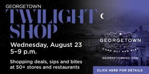 GEORGETOWN TWILIGHT SHOP