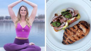 Green Juice, Potbelly Cookies, and Bruschetta: What a DC Yoga Instructor Really Eats in a Day