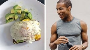 6 Eggs, 2 Avocados, and Cava: What a DC Trainer Who Leads 20 Classes a Week Really Eats in a Day