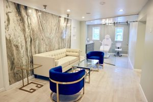 At Georgetown's New Spa, You Can Get a 0 Gold Facial Like the Legit Queen You Are