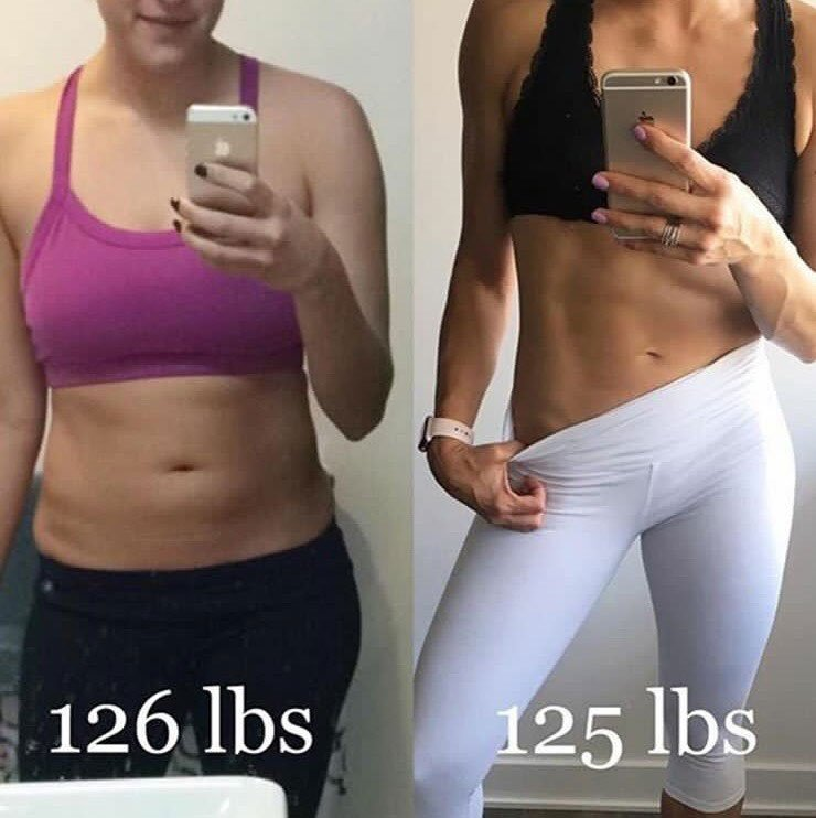 How I Got This Body: Losing Just ONE Pound to Totally Change How I Look and Feel