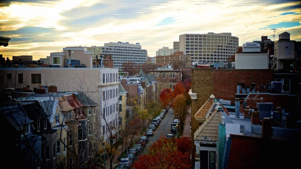 The Average Rent for a 2Bedroom in DC Has Dropped 4 Percent in