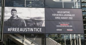 Austin Tice Has Been Missing in Syria for Five Years. His Family and Friends Haven't Stopped Searching For Him.