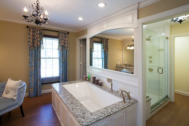 Ideal Bath Design Bethesda MD for the hardest working room in the house Bathroom plumbing electric lines cabinetry and counters all working hard to make your