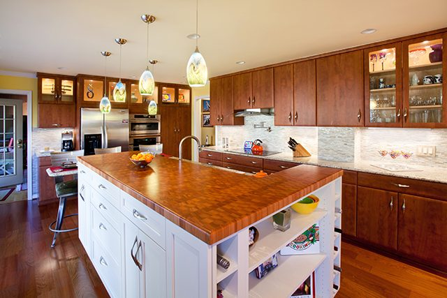 Custom Kitchen Cabinet Design Bethesda We Were Absolutely Thrilled,u201d  Caroline Said. U201cThat Kitchen Island Design Clinched It For Us U2013 It Was  Perfect.u201d
