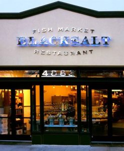 BlackSalt Owners Will Open Black Coffee in the Palisades
