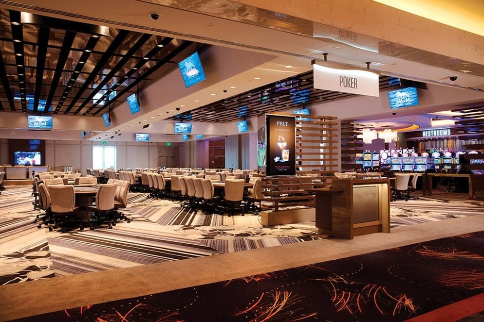 Casinos Near DC And Beyond That Are Worth Checking Out - Table restaurant dc