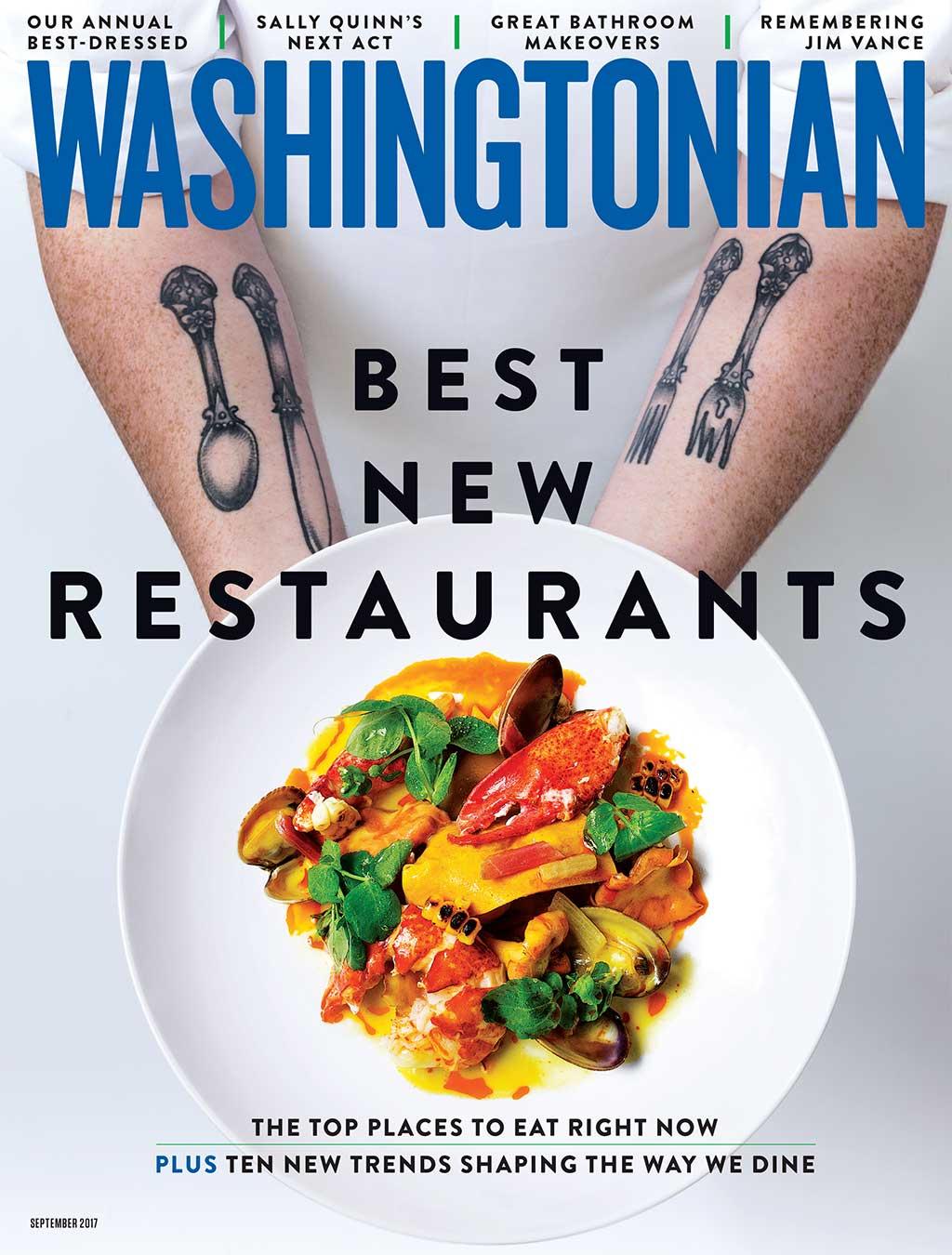 September 2017 Best New Restaurants