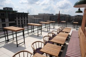 New Chinatown Rooftop Bar Serves  Cocktails and Lobster Rolls With Amazing Views