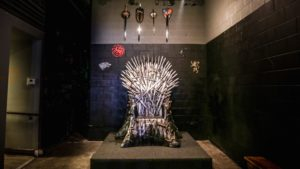 VOTE: What Should the Game of Thrones Pop-Up Bar Do With Its Iron Throne?