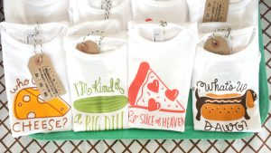 These Adorable Onesies Are Perfect for the Little Foodie in Your House
