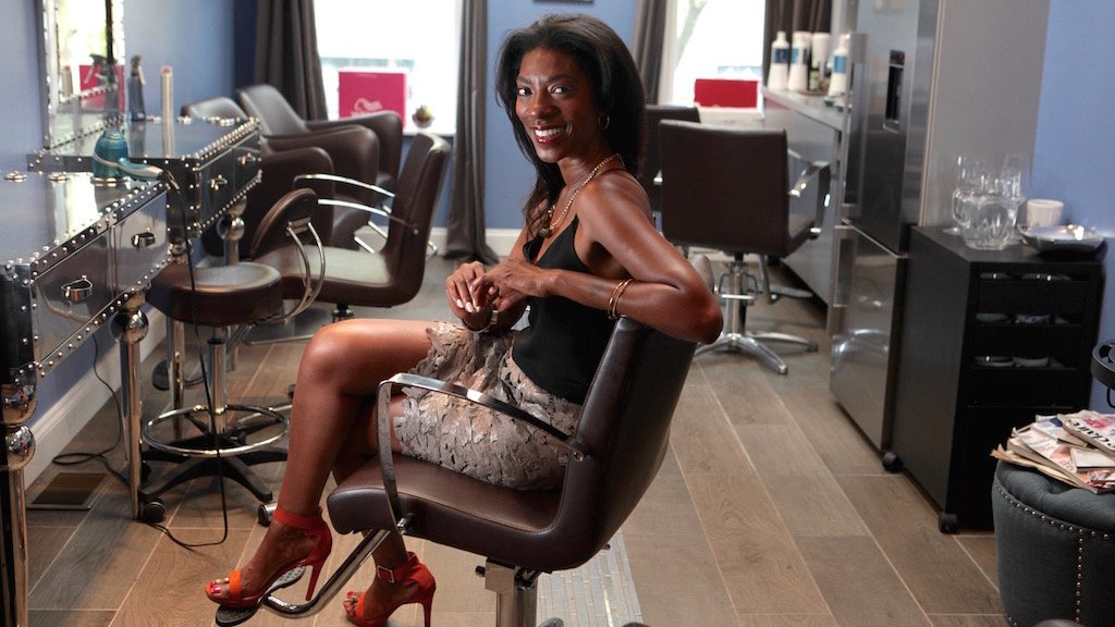 Hair Salons Are Still Segregated. This DC Woman Opened a Salon and Beauty Bar to Change That