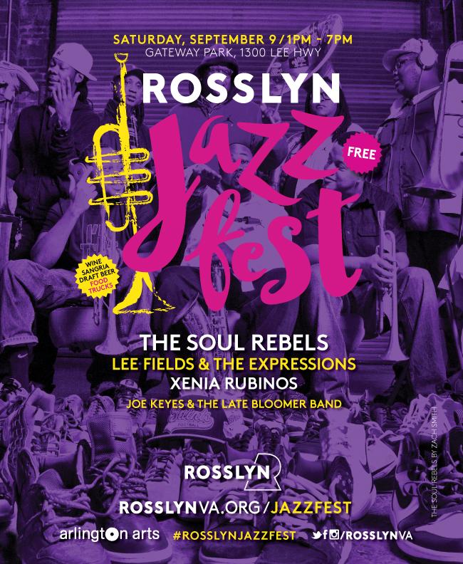 Rosslyn Jazz Fest