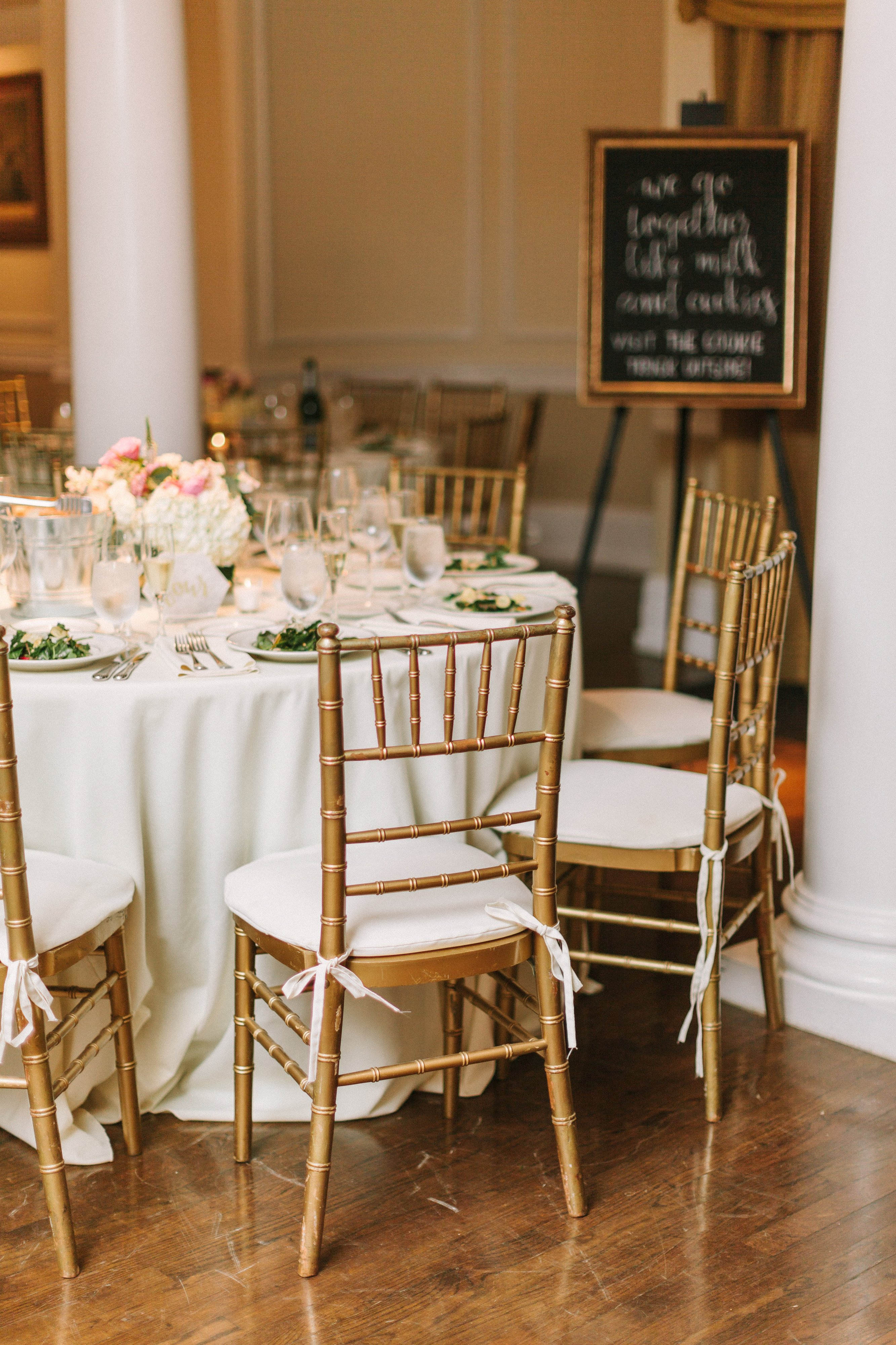 Kait Reinert, Ben Simmons, St. James Catholic Church, The Whittemore House, Megan Chase, Penn State, George Washington University, pizza, Pizzeria Paradiso, Country Club at Woodmore, Hawaii, BHLDN, Floral & Bloom Designs, Bachelor Boys Band, Cookies, Food Truck, Captain Cookie and the Milkman