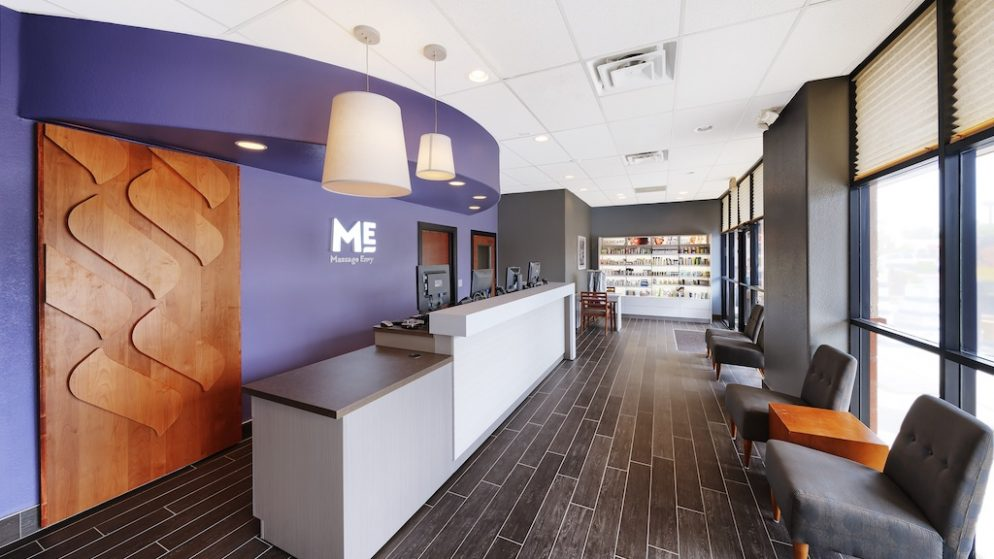 DC's First Massage Envy Is Now Open in Tenleytown