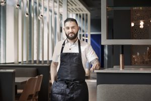 Arroz Chef Michael Rafidi Will Lead the Kitchen at Requin at the Wharf